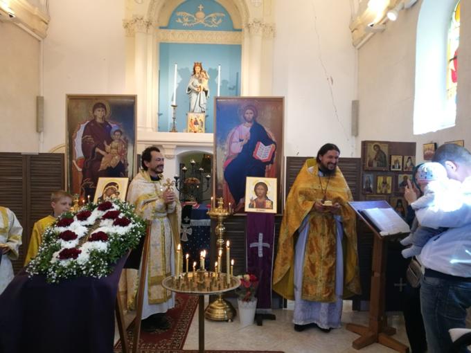 Paroisse Notre-Dame-de-Kazan (Marseille)