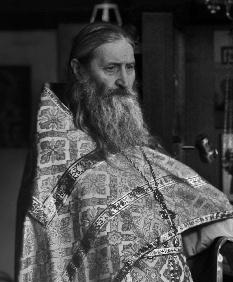 Archimandrite Barsanuphe Ferrier