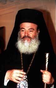 Décès de l'archevêque Christodoulos d'Athènes