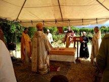 Fondation d'une première église russe au Costa Rica