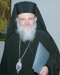 Nouvel archevêque d'Athènes
