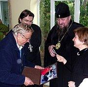 Un évêque orthodoxe ukrainien s'est rendu en Italie