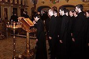 Vladimir Lossky commémoré à l'académie de théologie de Moscou