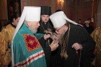 Le métropolite Vladimir de Kiev en visite en Pologne