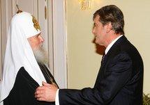 Le président ukrainien invite le patriarche de Moscou à se rendre à Kiev