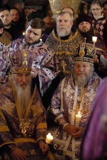 Le Synode de l'Eglise russe hors frontières s'est réuni à Jordanville