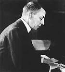 Novgorod: Célébration d'un office des défunts à la mémoire de S. Rachmaninov