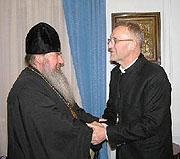 Le diocèse orthodoxe d'Elista s'apprête à signer un accord avec un diocèse catholique en Italie