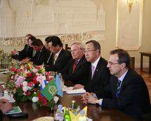 Le secrétaire général de l'ONU a rencontré des responsables religieux de Russie