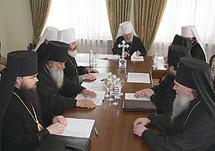 L'Eglise orthodoxe ukrainienne crée un département des relations extérieures et une maison d'édition officielle