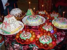 Enquête: Les célébrations de Pâques en Russie