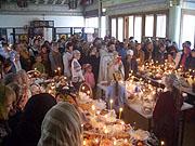 Pâque orthodoxe en Chine