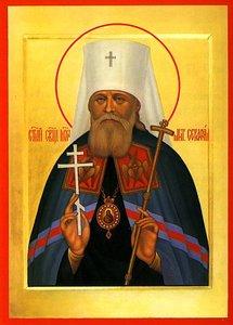 Saint Séraphin (Tchitchagov): Le Christ est ressuscité !