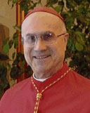 Le métropolite Philarète a reçu à Minsk le cardinal Bertone