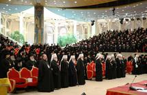 Le concile épiscopal a condamné l'évêque Diomède opposé à l'ouverture de l'Eglise orthodoxe russe