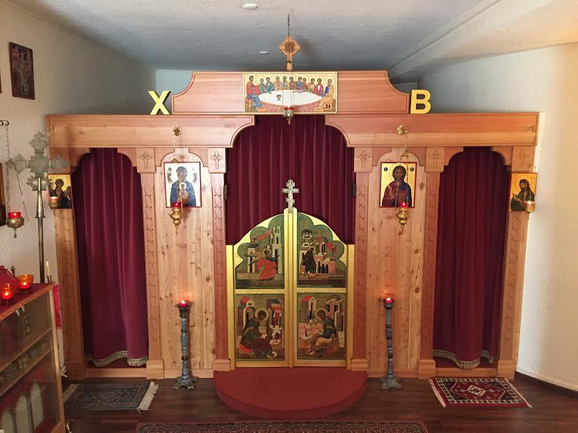 Chapelle orthodoxe saint-Théodore-et-saint-Amé