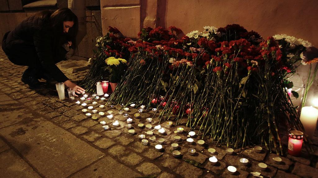 Le patriarche Cyrille a exprimé ses condoléances aux proches des victimes de l'attentat meurtrier commis à Saint-Pétersbourg