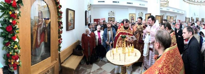 Visite pastorale  de Monseigneur Nestor en Espagne