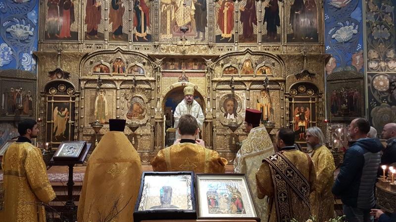 105èmè anniversaire de la consécration de la cathédrale Saint Nicolas à Nice