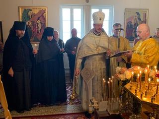 21e anniversaire de la naissance au Ciel de l'archevêque Serafim (Rodionoff)