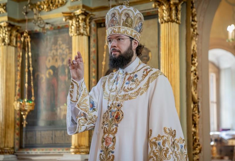 Annonce : Le nouvel Exarque patriarcal en l'Europe occidentale Mgr Antoine célébrera ses premiers offices à Paris la veille et le jour de la Sainte Pentecôte