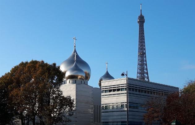 Le reconfinement: Cathédrale Sainte-Trinité à Paris sera ouverte pour la prière particulière
