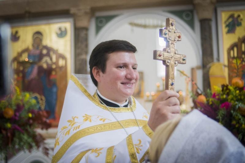 Le diacre Daniel Naberejny a été ordonné prêtre