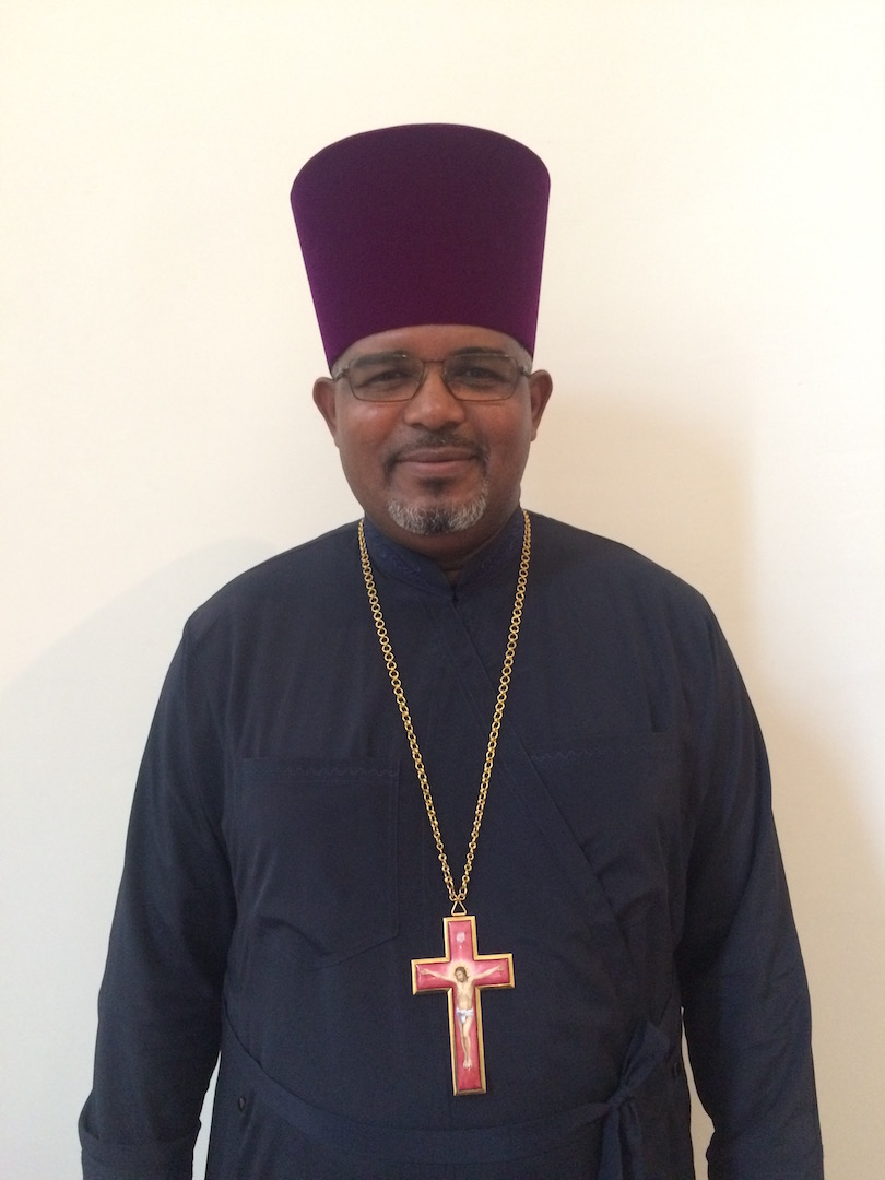 Prêtre Jean-Denis Rano