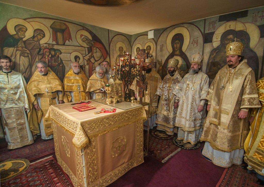 Fête patronale de l'église des Trois-Saints-Docteurs à Paris et ordination diaconale d'un séminariste haïtien