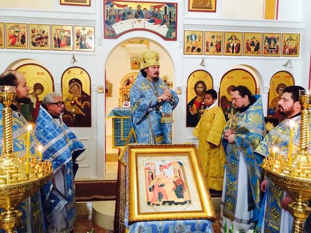 Fête patronale de la paroisse orthodoxe de Barcelone
