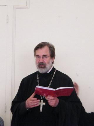 L'archiprêtre Nicolas Rehbinder nommé recteur de la paroisse des Trois-Saints-Docteurs à Paris