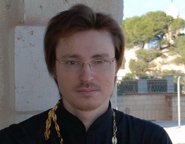 Nouveau recteur de la paroisse orthodoxe Saint-Nicolas de Nice