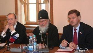 Table ronde à Moscou sur les valeurs traditionnelles en Russie et en Europe