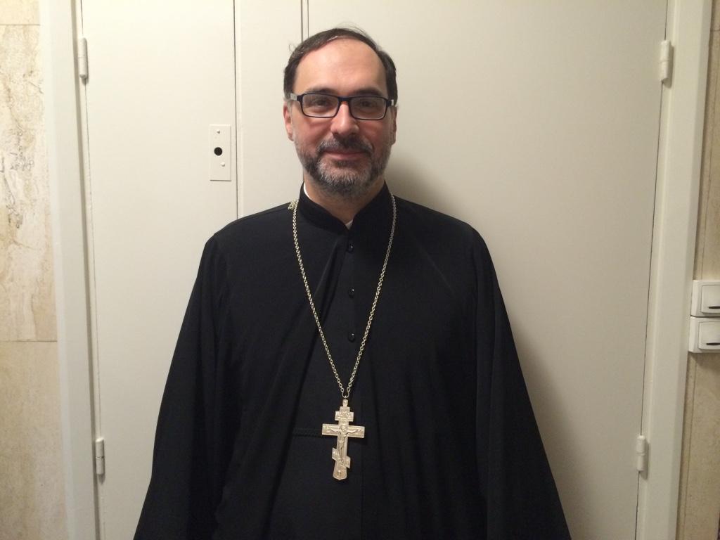 Prêtre Alexandre Brunet