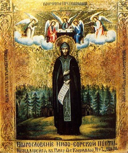 Saint Nil de la Sora: Sur la chasteté