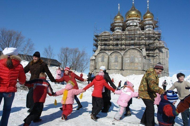Sondages: la religiosité des Russes