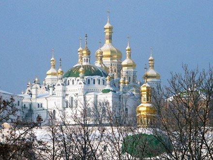 L'avenir incertain de la laure des Grottes à Kiev