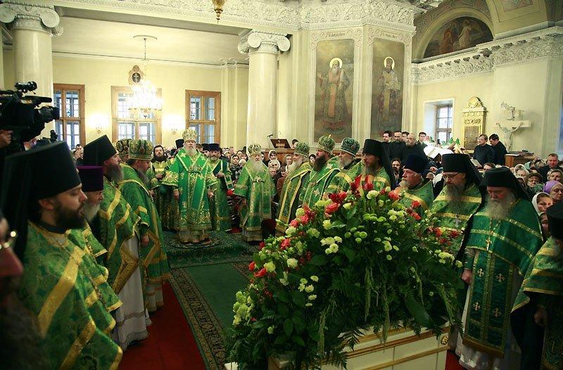Le monastère Saint-Daniel de Moscou fête les 25 ans de sa réouverture