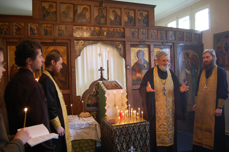 Le diocèse de Chersonèse a commémoré Nicolas Berdiaev