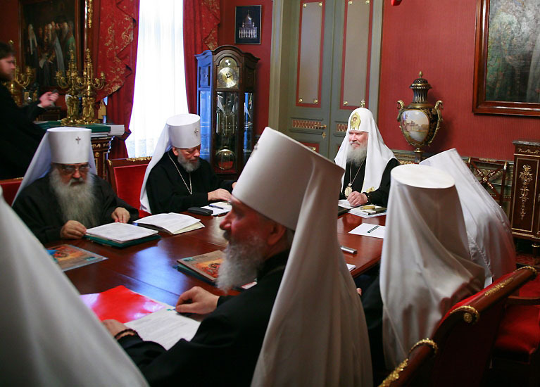 Le Saint-Synode bénit le projet de création à Paris d'un séminaire orthodoxe russe