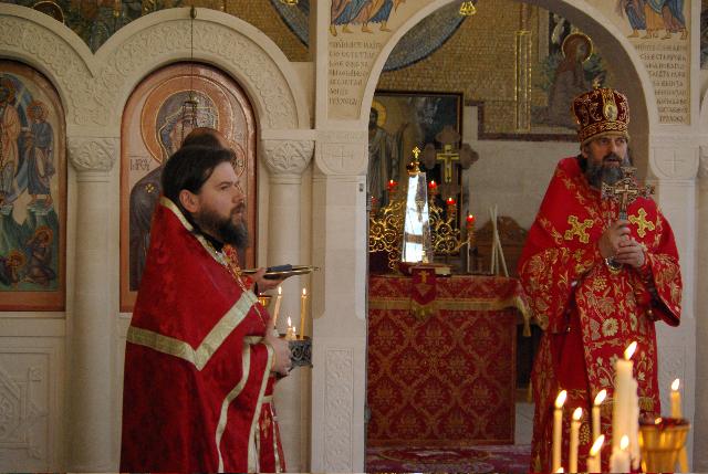 Fête patronale de la paroisse orthodoxe de Zurich