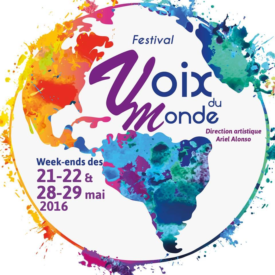"""Festival """"Voix du Monde"""" dans le parc du Séminaire orthodoxe à Épinay-sous-Sénart: 21-29 mai 2016"""