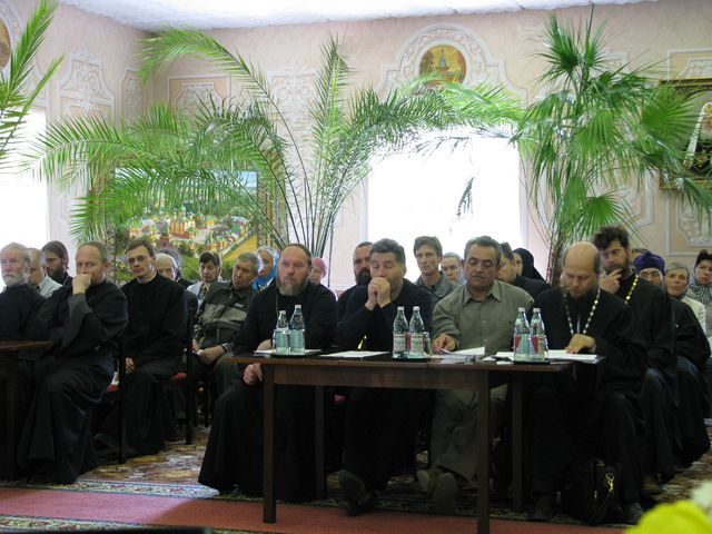 L'Eglise orthodoxe d'Estonie s'est réunie en concile