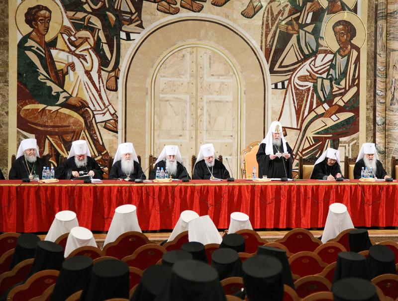 Le patriarche Alexis inquiet pour l'avenir des relations avec le patriarcat de Constantinople