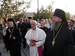 L'Eglise d'Antioche a célébré ses fondateurs, les apôtres Pierre et Paul