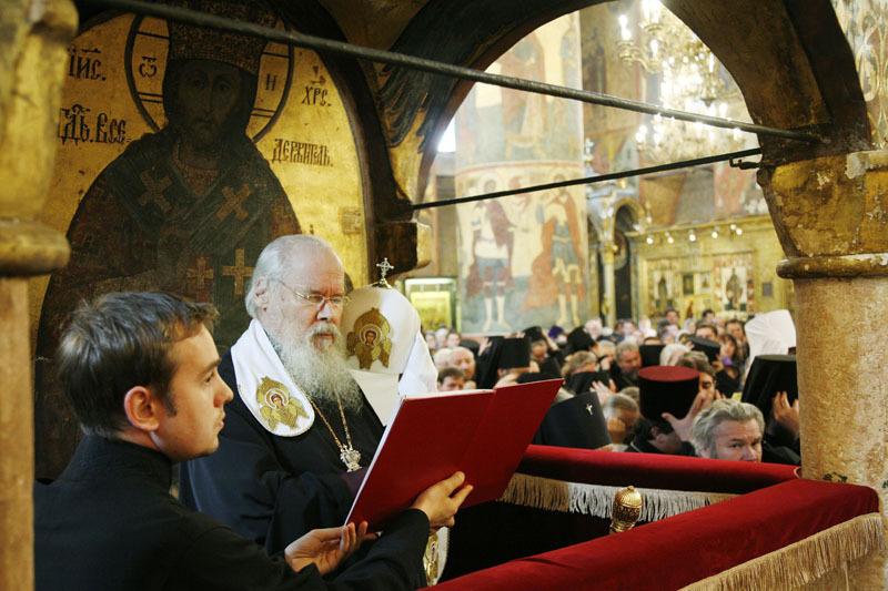 Patriarche Alexis: 'Nous prions sans relâche pour la paix et la concorde en Géorgie'