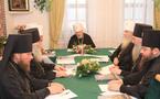 Le Saint-Synode de l'Eglise orthodoxe ukrainienne évalue les festivités du 1020e anniversaire du baptême de la Russie