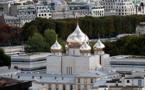 La cathédrale de la Sainte Trinité à Paris