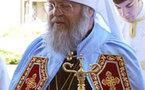 Le primat de l'Eglise russe hors frontières se rend en France