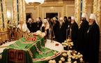 DOCUMENT: Message du Saint-Synode aux évêques, aux membres du clergé et aux laïcs de l'Eglise orthodoxe russe